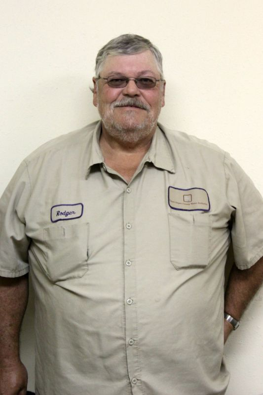 Field Supervisor, Rodger Morgan